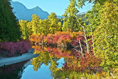 Designs Similar to Autumn Color, Tumwater Canyon