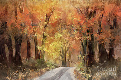 Designs Similar to Autumn's Glow by Lois Bryan