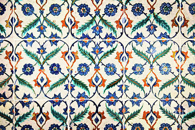 Designs Similar to Azulejos In Istanbul