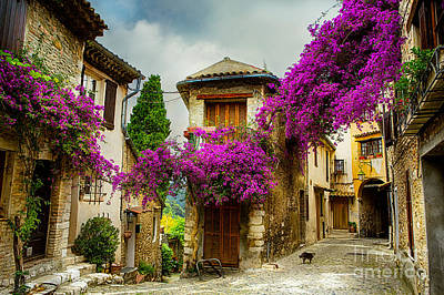 Designs Similar to Beautiful Old Town Of Provence
