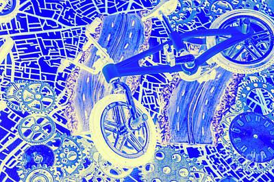 Designs Similar to Biking Blue