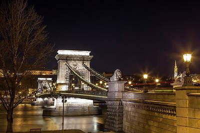 Designs Similar to Chain Bridge At Night