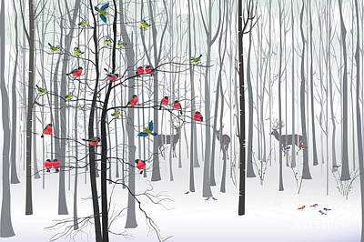 Designs Similar to Christmas Tree In The Forest