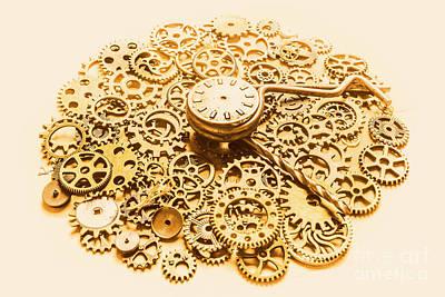 Designs Similar to Circular Mechanics