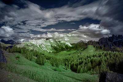 Designs Similar to Cloud Movement In The Dolomites