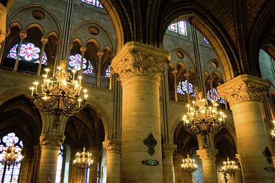 Designs Similar to Columns Of Notre Dame