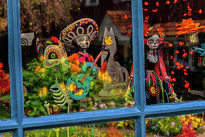 Designs Similar to Day Of The Dead Window
