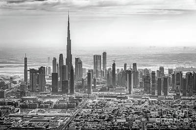 Designs Similar to Dubai Skyline With Burj Khalifa