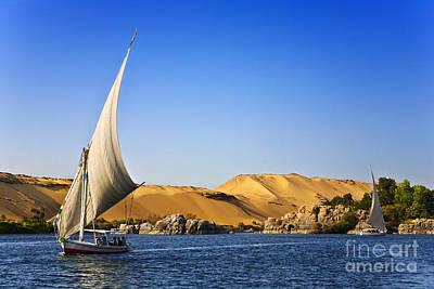 Designs Similar to Egypt. The Nile At Aswan