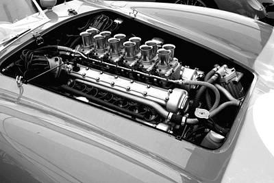 Designs Similar to Ferrari Engine by Naxart Studio