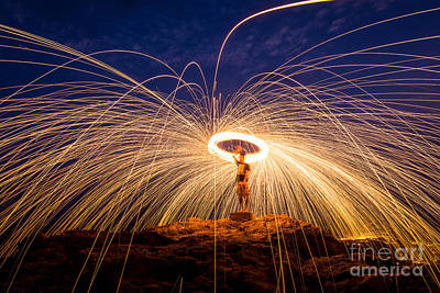 Designs Similar to Fire Dancing On The Rocks