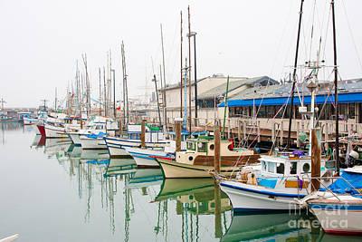 Pier 39 Photographs Prints