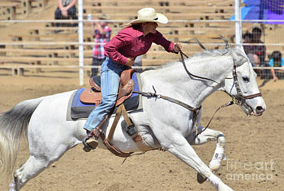 Designs Similar to Full Gallop Barrel Racing