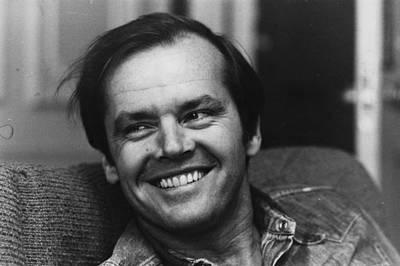 Designs Similar to Jack Nicholson by Roy Jones
