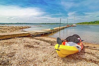Designs Similar to Kayaking To Goat Island Maine