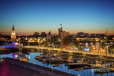 Designs Similar to La Rochelle At Night