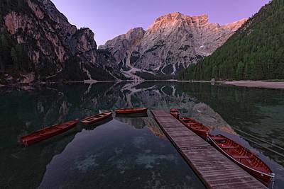Designs Similar to Lake Braies - Italy
