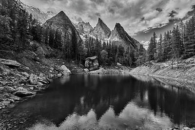 Designs Similar to Lake In The Alps by Jon Glaser