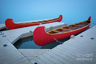 Designs Similar to Lake Louise Two Canoes