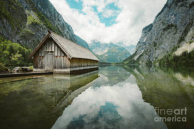 Designs Similar to Lake Obersee Boat House