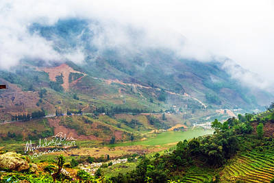 Designs Similar to Landscape In Vietnam