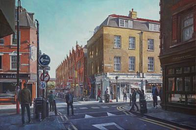 Designs Similar to London Brick Lane