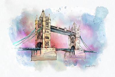 Designs Similar to London Bridge by Amanda Lakey