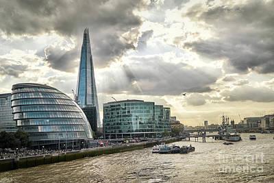 Designs Similar to London City Hall At Sunset