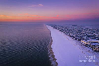 Designs Similar to Long Beach Island Aerial View