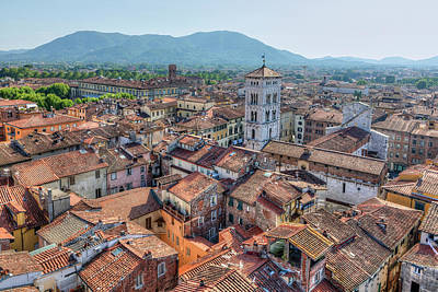 Designs Similar to Lucca - Italy by Joana Kruse