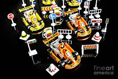 Designs Similar to Miniature Motorsports