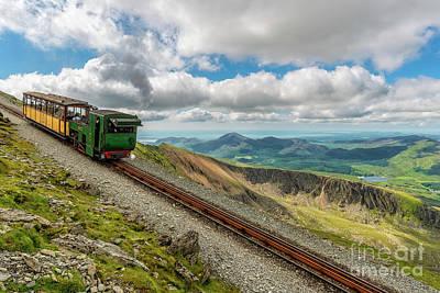 Designs Similar to Mountain Railway Snowdonia