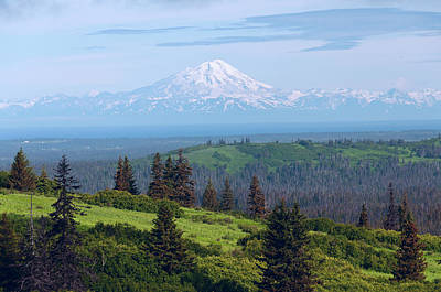 Mount Redoubt Photographs