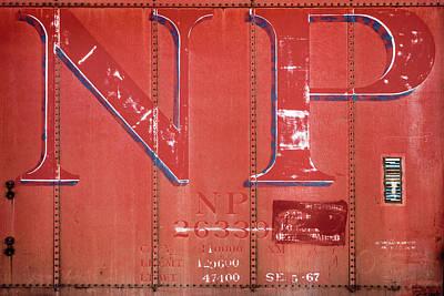 Designs Similar to N P by Todd Klassy