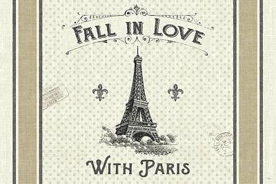 Designs Similar to Paris Farmhouse I