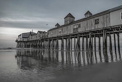 Designs Similar to Pier At Dawn In Maine