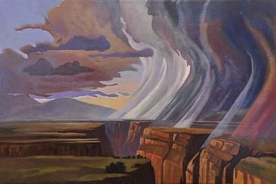 Chasm Original Artwork