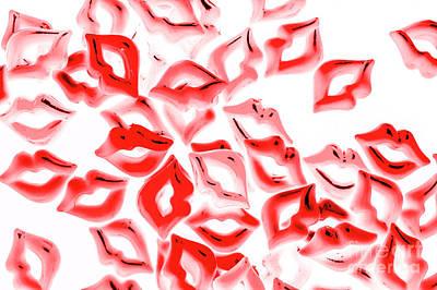 Designs Similar to Retro Red Lips