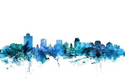 Designs Similar to Salt Lake City Utah Skyline
