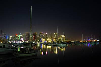 Designs Similar to San Diego Harbor At Night