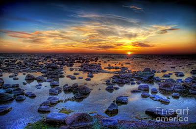 Designs Similar to Sea Stones At Sunset