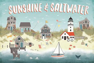 Designs Similar to Seaside Village I