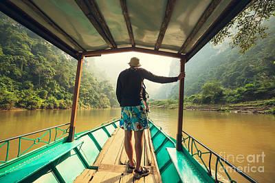 Designs Similar to Serenity Babe Lake In Vietnam