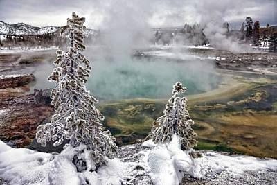 Designs Similar to Snowy Yellowstone