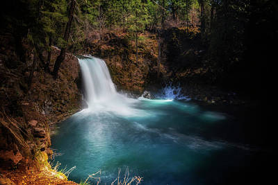Designs Similar to Tamolitch Falls by Cat Connor