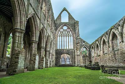 Designs Similar to The Tintern Abbey Church, First