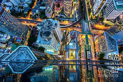 Designs Similar to Top View Of Bangkok , Thailand