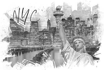 Designs Similar to Trendy Manhattan Collage