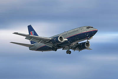 Designs Similar to United Airlines Boeing 737-522