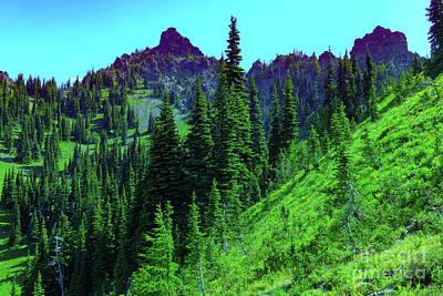 Designs Similar to Walking To The Ridge